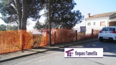 PARCELA EDIFICABLE con proyecto en l'Ametlla del Vallès (El Serrat)