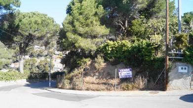 parcela edificable esquinera en l'Ametlla del Vallès (El Serrat)