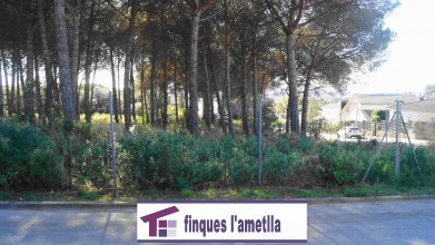 parcela edificable 41 en l'Ametlla del Vallès (Les Roquetes)