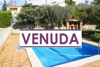 TORRE CON JARDIN I PISCINA en l'Ametlla del Vallès (Pinar i Portús)