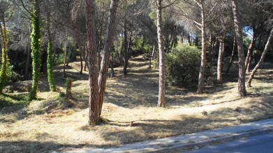 PARCELA PARA CONSTRUIR en l'Ametlla del Vallès (La Fustera)