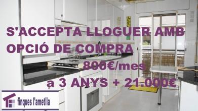 piso situado en el centro de la garriga en La Garriga (centro)