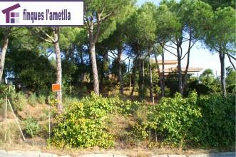 PARCELA PARA EDIFICAR en l'Ametlla del Vallès (Sant Genis)