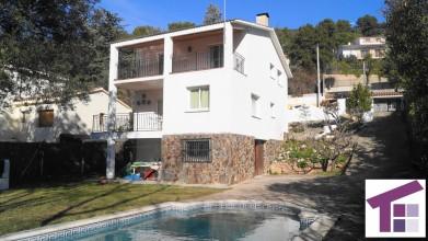 torre con piscina en l'Ametlla del Vallès (El Serrat)