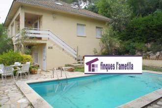 Torre con jardin y piscina en l'Ametlla del Vallès (El Serrat)